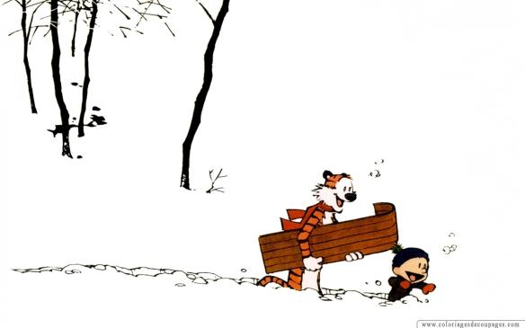 calvin_and_hobbes_winter_fond_ecran
